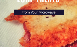 Crispy Low-Carb High-Fat Treats From the Microwave